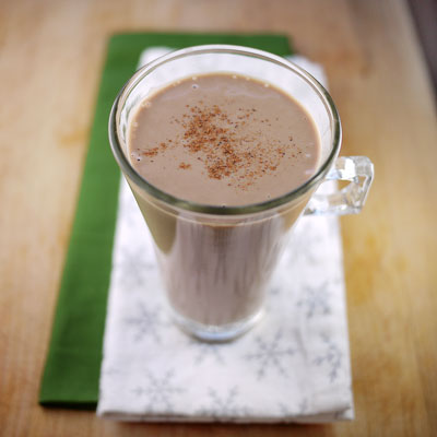 Chocolate Eggnog Recipe | Meals.com