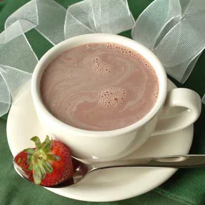Chocoberry Hot Cocoa