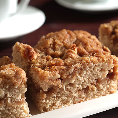 Crumble Top Coffee Cake