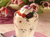 Berry Springtime Parfaits