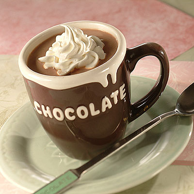 Heavenly Hazelnut Hot Chocolate Liqueur