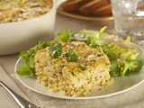 Zesty Chicken and Rice Casserole