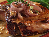 Juicy Juice Apple Pork Chops