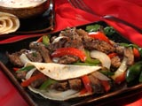 Asian Fajitas