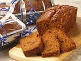 Gift-Giving Pumpkin Cranberry Breads