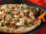 Asian Chicken Pizza