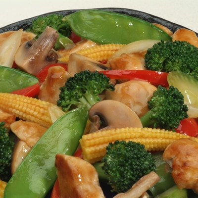 Stir Fried Meat and Vegetables