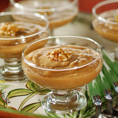 Peruvian Brown Sugar Pudding
