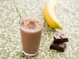 Dark Chocolate Banilla Smoothie