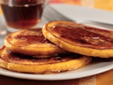 Pumpkin-Orange Pancakes
