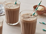 Chocolate Malted Smoothie