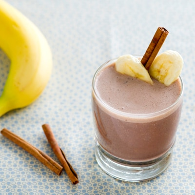 Banana Cinnamon Chocolate Malt