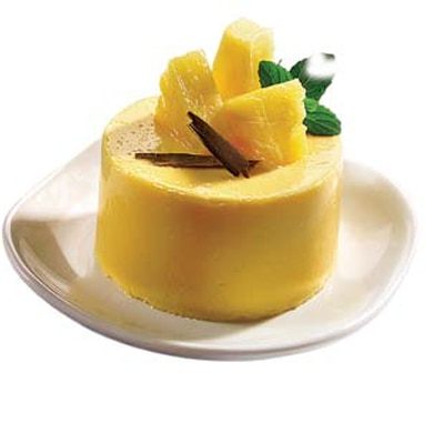 Luscious Pineapple Dessert