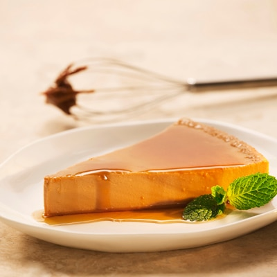 Dulce de Leche Flan Recipe | Meals.com