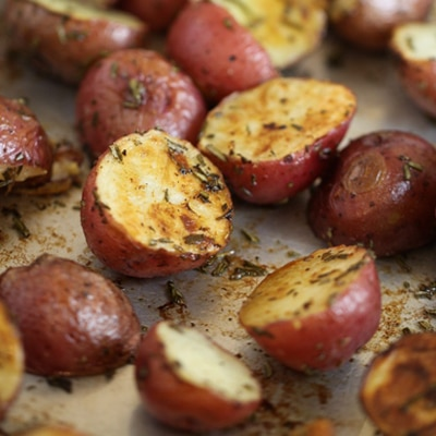 Herb Roast Potatoes