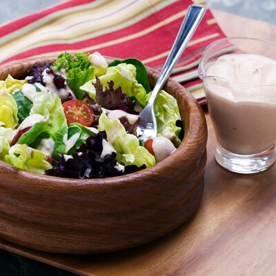 Creamy & Spicy Thousand Island Dressing