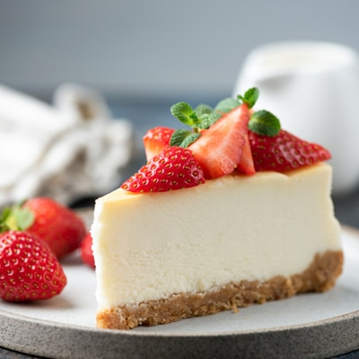 Strawberry Cheesecake Pie Recipe | Meals.com