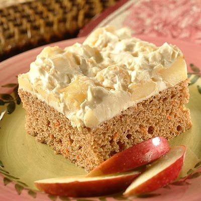 Apple Cream Cheese Icing