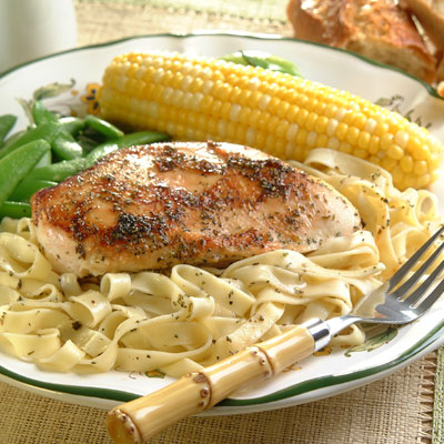 BUITONI® Italian Seasoned Chicken and Fettuccine