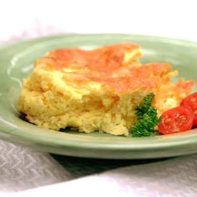 Cheesy Spoon Bread
