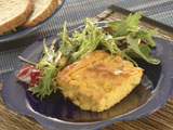 Welsh Rarebit and Grits Casserole