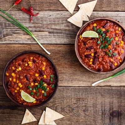 Pumpkin Chili Mexicana