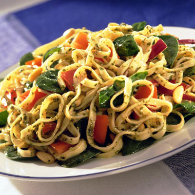 BUITONI® Spinach and Pasta Salad