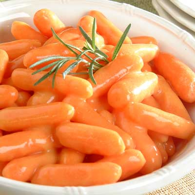 Apple Glazed Carrots
