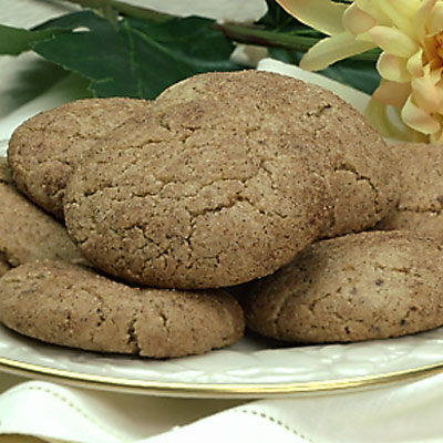 Snicker Tea Doodles