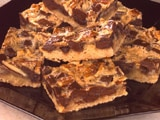 Chunky Chocolate Pecan Bars