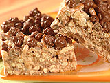 Crispy Chocolate Cereal Bars