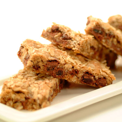 Raisinets Oatmeal Bars