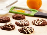 Chocolate Chocolate Raisinets Cookies