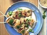 Skewered Sesame Chicken