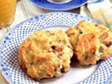 Donna's Heavenly Orange Chip Scones