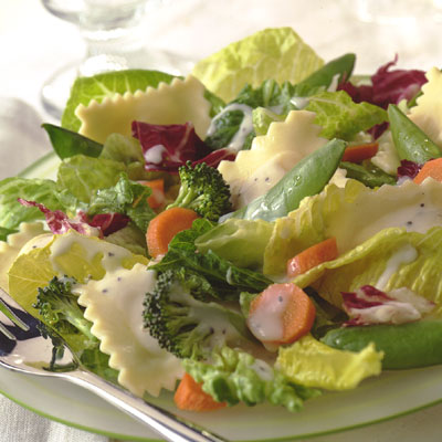 BUITONI® Vegetable Ravioli Salad