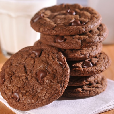 Ultimate Chocolate Chocolate Chip Cookies