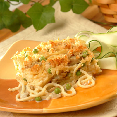 Turkey Tetrazzini | NESTLÉ® Very Best Baking