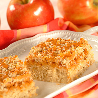 Image of Apple-scotch Snack Cake, Very Best Baking
