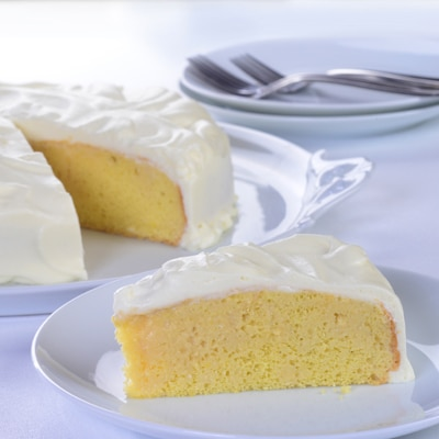 Three Milk Cake Recipe | Meals.com