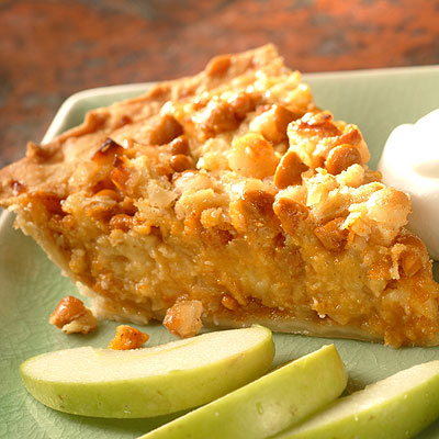 Apple-Scotch Mac Pie