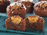 Yummy Brownie Peanut Butter Bonbons