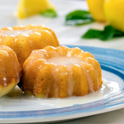 Portuguese Mini Lemon-Orange Cakes Recipes — Dishmaps