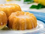 Zesty Lemon Mini Pound Cakes