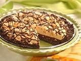 Peanut Butter Cream Cheese Pie