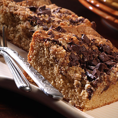 Chocolate Streusel Coffee Cake Recipe | Meals.com