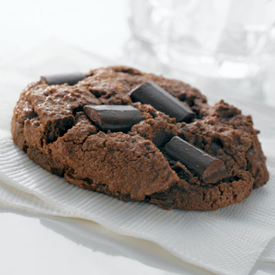 Jumbo Chocolate Cookies