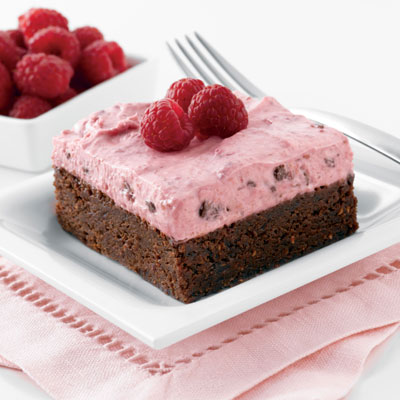 Chocolate Raspberry Brownie Mousse Delight | NESTLÉ® Very Best ...