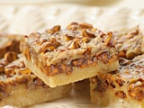 SWIRLED™ Pecan Pie Shortbread Bars