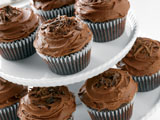 Devilishly Delicious Chocolate Cupcakes